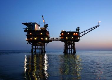 海洋平台起重机